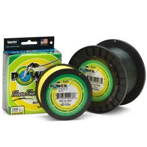 PowerPro Spectra Fishing Braided Line 3000 Yds -- Pick your Color and Line Test