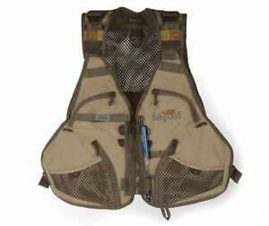 Fishpond Flint Hills Vest Color Clay NEW! FREE SHIPPING in USA