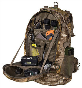 ALPS Hunting Camping Bow Archery Rifle Back Pack Camo Tactical Hiking Gear Bag
