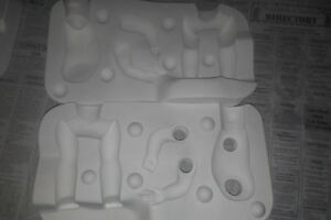 JOL-LEE DOLL MOLD 1980 JM-268-B BODY ARMS LEGS Ceramic Casting Porcelain