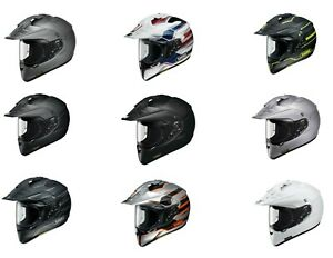 *Fast Shipping* Shoei Hornet X2 Motorcycle Dirt Off Road Helmet Navigate Solid