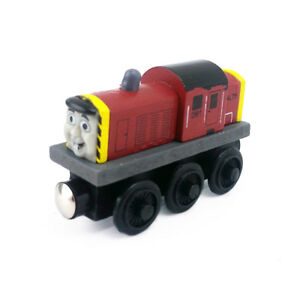 Thomas & Friends Salty Magnetic Wooden Toy Train Loose New In Stock