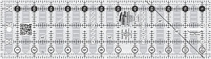 Creative Grids Quick Trim and Circle Sewing and Quilting Ruler $20.49