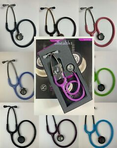 LITTMANN CLASSIC III 3M Nurses Stethoscope NEW 35 Colors Free 2 Day Shipping