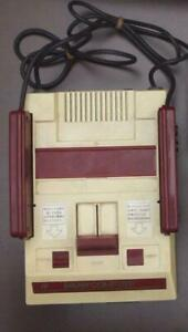 Nintendo Family Computer Famicom console good cond Japan FC system US seller
