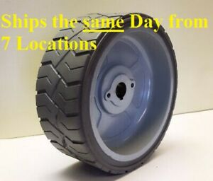 GENIE AERIAL MOULD ON WHEEL TIRE NONMARKING 12x4.5 Models GS-19 GS-15 # 105122