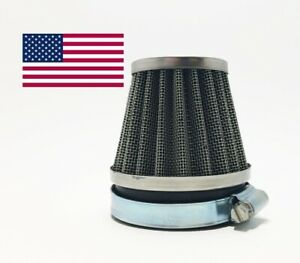 New 58 MM High Performance Motorcycle Air Filter $9.95