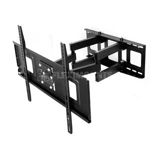 Articulating Swivel LED LCD TV Wall Mount Bracket 32 39 40 42 46 47 50 55 60 65