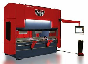 New RMT B-GENIUS 350Ton x 14' CNC Press brake From Stock or Build -