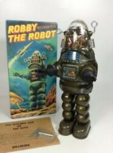 robby the robot moss green br billiken