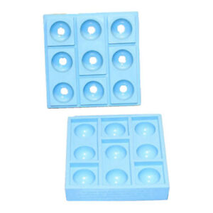 Silicone Sphere Sugar Mold 1