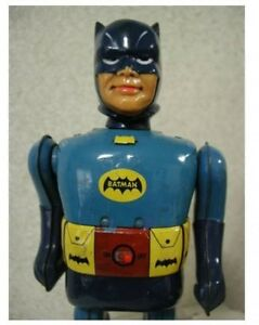 toy 60 s tin batman electric walking from