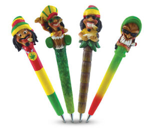 Puzzled Resin Planet Pen Rastaman collection