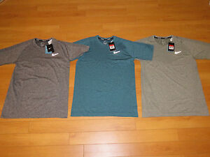 NWT Mens Nike Running Dri Fit Shirt Retail $70 $34.99