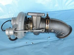 2004.5 2007 Dodge 5.9L Cummins Holset HY35W Turbo charger By New Cartridge