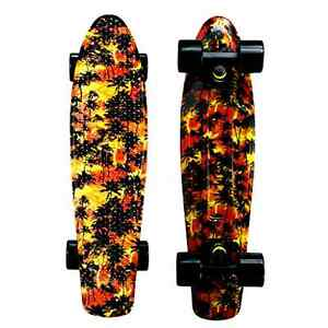 Durable Plastic Skateboard New Sporting Goods Outdoor Sports Speed FREE SHIPPING