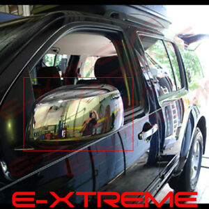 For Nissan Xterra 05 12 Chrome Mirror Covers