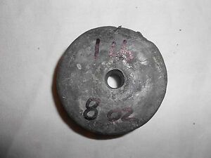 1lb 8oz LEAD BALLAST WEIGHT Yamaha KT-100 Kart Racing Shifter ROTAX HONDA Tag