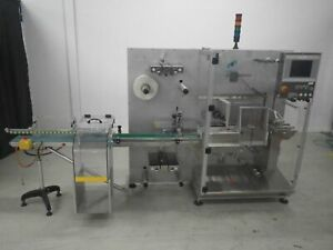 Pester automatic stretch bundler model PEWO-Pack 250 Compact (Used and tested)