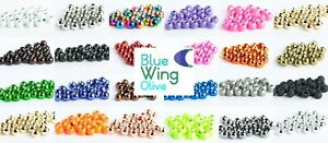 Blue Wing Olive Tungsten Fly Tying Beads 25 Pack