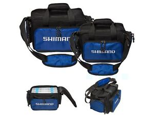 Shimano Baltica Fishing Tackle Bag -- Pick Your Size from 2 Choices