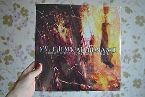My Chemical Romance I Brought You My Bullets You Brought Me Your Love Vinyl