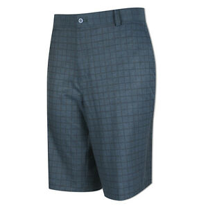 Nike Plaid Golf Shorts
