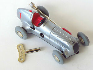 mercedes 1936 micro racer car powerful motor mib