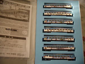 micro ace 185 series 7 coach electric express