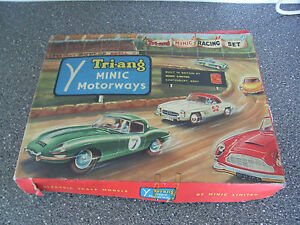 1960s triang racing set m1525