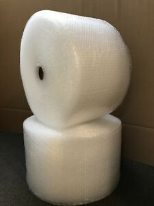 3 16quot; Small Bubble Cushioning Wrap Padding Roll 700#x27;x 12quot; Wide Perf 12quot; 700FT $30.85