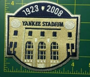 ny yankees patch new york yankees patch MLB patch final season 4.25quot; iron sew on $8.95
