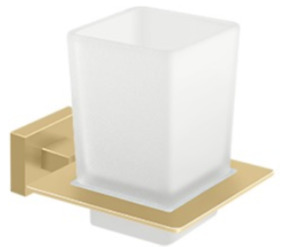 Tumbler Holder Solid Brass 55D Series in 3 Finishes By FPL Door Locks