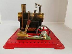 vintage 1950s mamod se 2a steam engine with