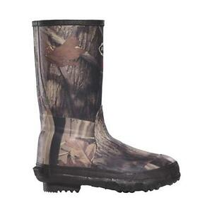 Lacrosse Youth Lil Burly Camo Boots 1000 gr thinsulate G1 Camo 266002
