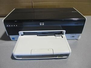 HP Deskjet 6988 Workgroup Inkjet Printer - 4082 Pages tested OK ink included