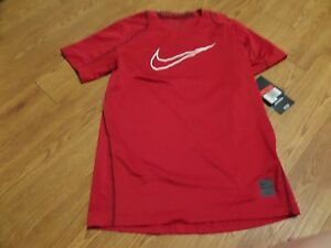 bnwt-Under Armour  girls  blue ss  under armour-size yxl loose--everyone loves