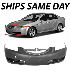 NEW Primered Front Bumper Cover Fascia Replacement for 2004 2006 Acura TL $218.45