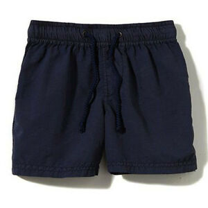 Cotton On Toddler Kid Boy Girl Unisex quick dry loose fit pull on short Blue