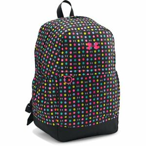 Girls'' Under Armour Favorite Backpack Black 003 One Size