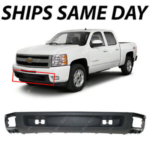 NEW Lower Front Bumper Air Deflector Valance for 2007 2013 Chevy Silverado 1500 $56.03