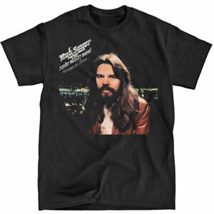 Bob Seger and the Bullet Band Black T-Shirt - Ships Fast! High Quality!