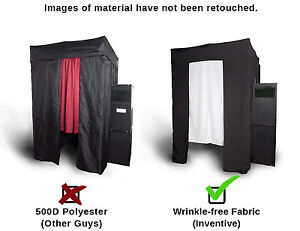 Inventive Portable Photo Booth
