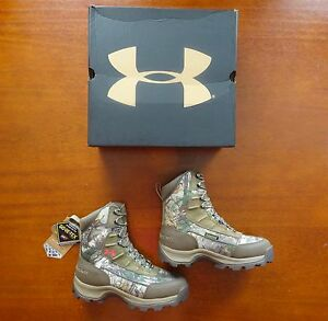 Under Armour Women's Brow Tine 800 Hunting Boot Realtree Ap-Xtra NWT Camo