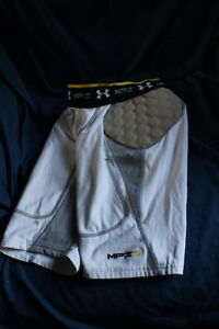 Under Armour MPZ 2 Football Mens Padded Football Shorts Size Small $10.00