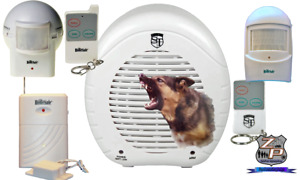 Barking Dog Alarm Safety Technology HomeSafe Build System From Pick List $89.90