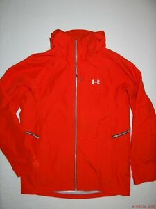 New Under Armour Mens UA ColdGear Storm 3 Chugach Gore-Tex Shell Jacket Large
