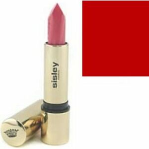 Sisley Hydrating Long Lasting Lipstick # L33 Rouge Passion NIB