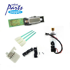 Genuine Epson DX4 Solvent Printhead Scan Motor Clean Stick Swab with Big Damper $855.00