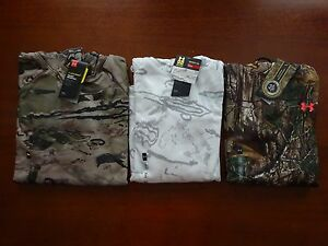 Under Armour Women's Icon Camo Hoodie NWT Hunting $52.99